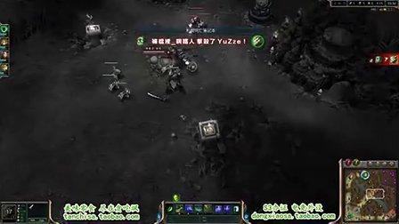【小飒解说】S3新版中单易大师 超神杀戮 过于OP遭队友举报