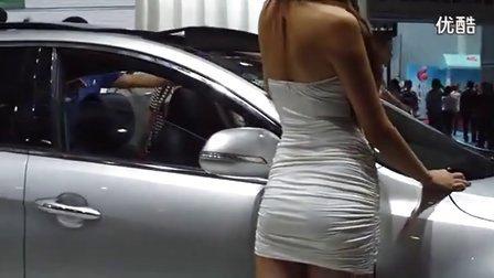 超性感车模秀