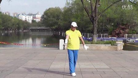 大美龙江健身操官方网站(第六套)-1固腰强肾运动-【视频】