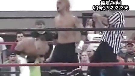 CM Punk 朋克 当初 IWA联盟的 珍贵比赛