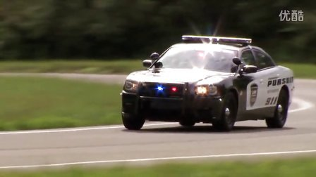 2014款道奇Charger Pursuit - 警车