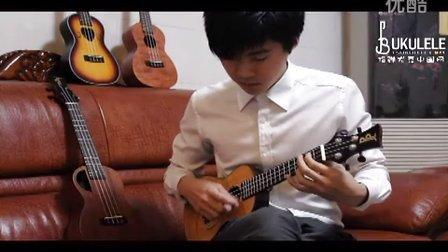 《Mizutamari 》ukulele温馨爵士小曲 演奏:蒋定杰