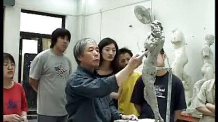 泥塑视频教程 (孙家钵)