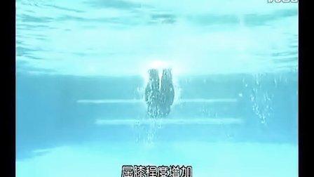 臺灣慢蝶教學(一):慢速蝶泳入門著重體會波浪傳導和壓胸