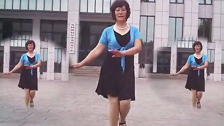 沂源鲁村广场舞1  老鹰抓小鸡