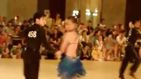 华舞之星  国际拉丁舞精英赛1