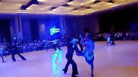 华舞之星  国际拉丁舞精英赛2