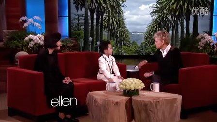 【藤缠楼】香港六岁钢琴小神童上美国脱口秀节目ellen show