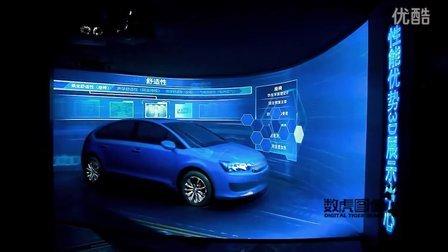 武汉神龙汽车数字展厅3D投影-数虎图像
