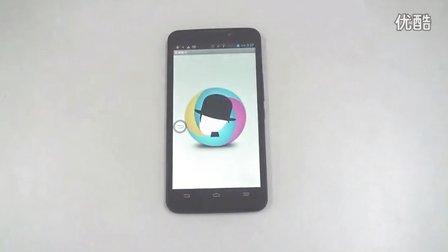 5.7寸大屏 中兴N5S试用-----手机信息网