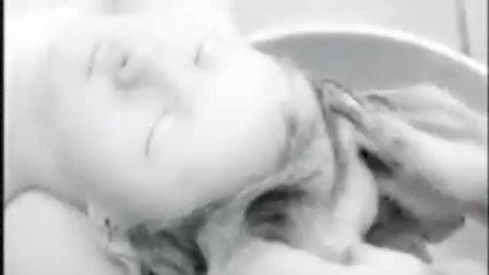 张娜拉 洗发水广告