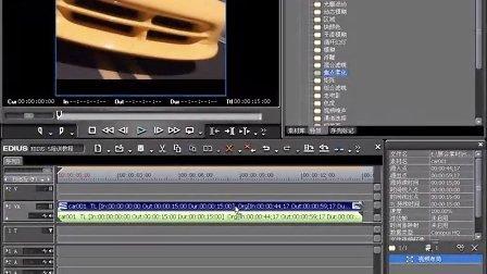 edius视频滤镜的添加