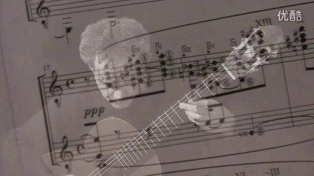Allan Willcocks(1869-1956)Study No.10(1928)Le Gibet de Ravel