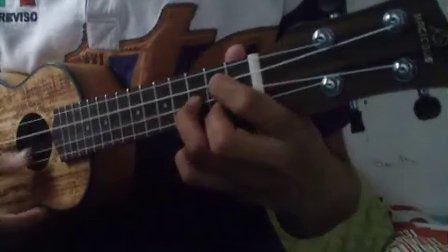ukulele 卡农