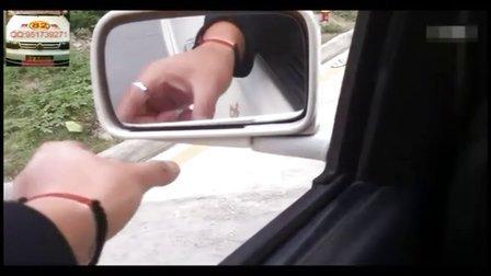 侧方停车技巧