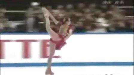 体育运动短片----2006日本滑冰的冠军赛