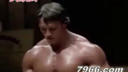 施瓦辛格的健美比赛