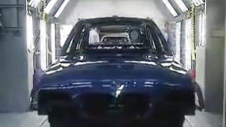 经典BMW汽车的制造全过程