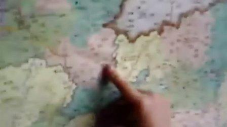 吴淇佑在家中指说广东省地图0729
