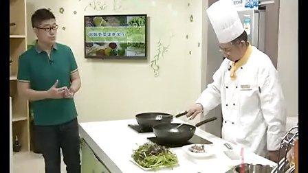 粗粮野菜健康常在——野菜排骨炖山药