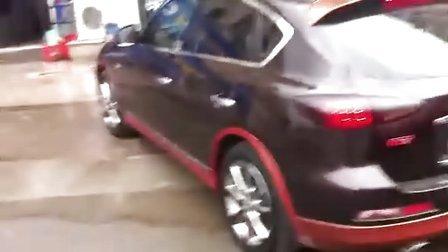 汽车改装 英菲尼迪 汽车排气管声音视频