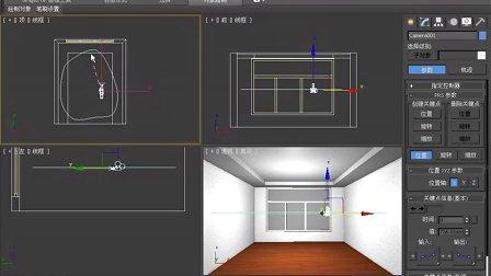 3ds Max2012视频教程--9  实例制作:路径约束动画