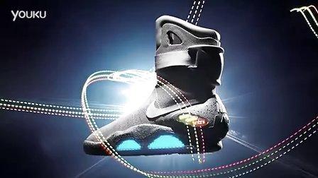 强势归来 1989年电影《回到未来2》主角所穿的Nike Mag