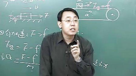 高中物理第4讲牛顿第三定律分析及应用上.wmv