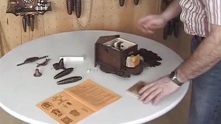 德国黑森林布谷鸟钟安装使用说明