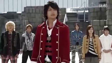 [RAW][海贼战队豪快者VS宇宙刑事卡邦][THE MOVIE][预告片完整版]