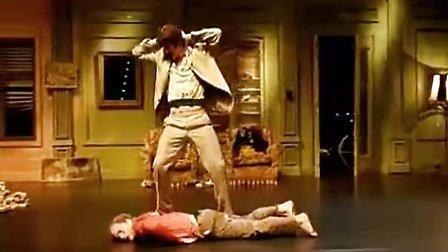 站在别人背上跳舞 你见过吗?