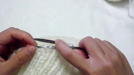 【Lucy编织店铺】时尚纽纹帽子视频教程第二集