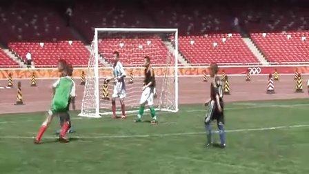 北京U9(01-02)冠军队国安越野鸟巢比赛集锦