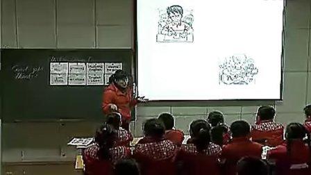 四年级 unit6 jia ming at schoo外研版小学英语四年级优质课案例教学实录