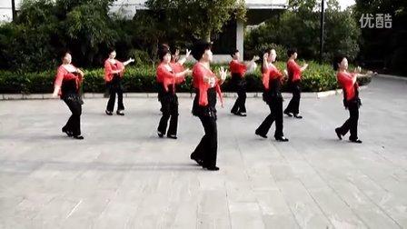 藕断丝连 广场舞 幸福舞队