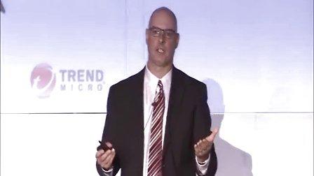 趋势科技 · 全球核心技术总监Jon Clay演讲