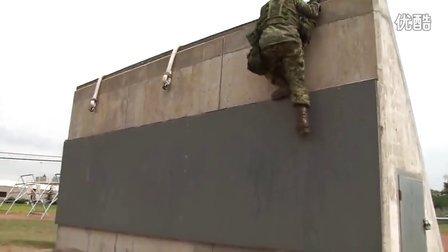 加拿大陆军-刺刀基础训练