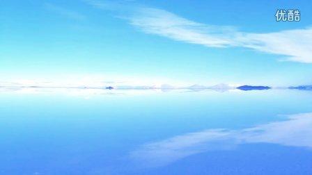 天空之镜 - 玻利维亚 - 乌尤尼盐沼