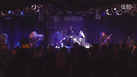 Antagonist Zero - Fading live at Doomevening Riga Latvia