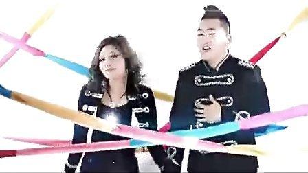 蒙古歌曲;tsagaanas-tsagaan