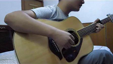 那英《梦一场》 吉他弹唱