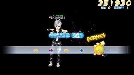 QQ炫舞 节奏4K 表白 AC532P