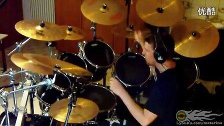 超级马里奥 金属鼓手COVER版本 超清