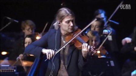 超清 David Garrett:巴赫的E大调小提琴协奏曲第三乐章