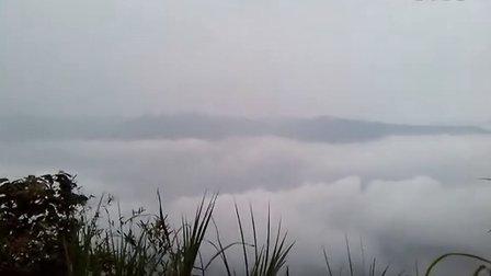 金堂山雾海