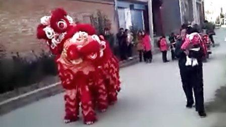 舞狮表演舞狮演出