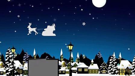 搞怪音乐动态圣诞节贺卡 圣诞节ppt模板 圣诞节英文歌曲 狸窝视频制作软件