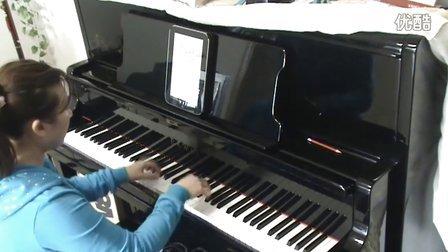 侃侃《滴答》钢琴视奏版 北京_tan8.com