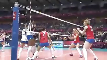 2013年世界女排大奖赛总决赛第13场(塞尔维亚VS意大利)全场视频