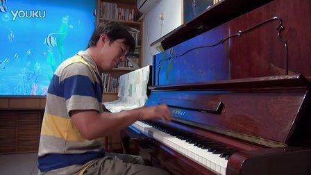 [基教1 p.50] [中央院2级] 舒曼:士兵进行曲 (王峥钢琴 2013.9.2 Mon pm)